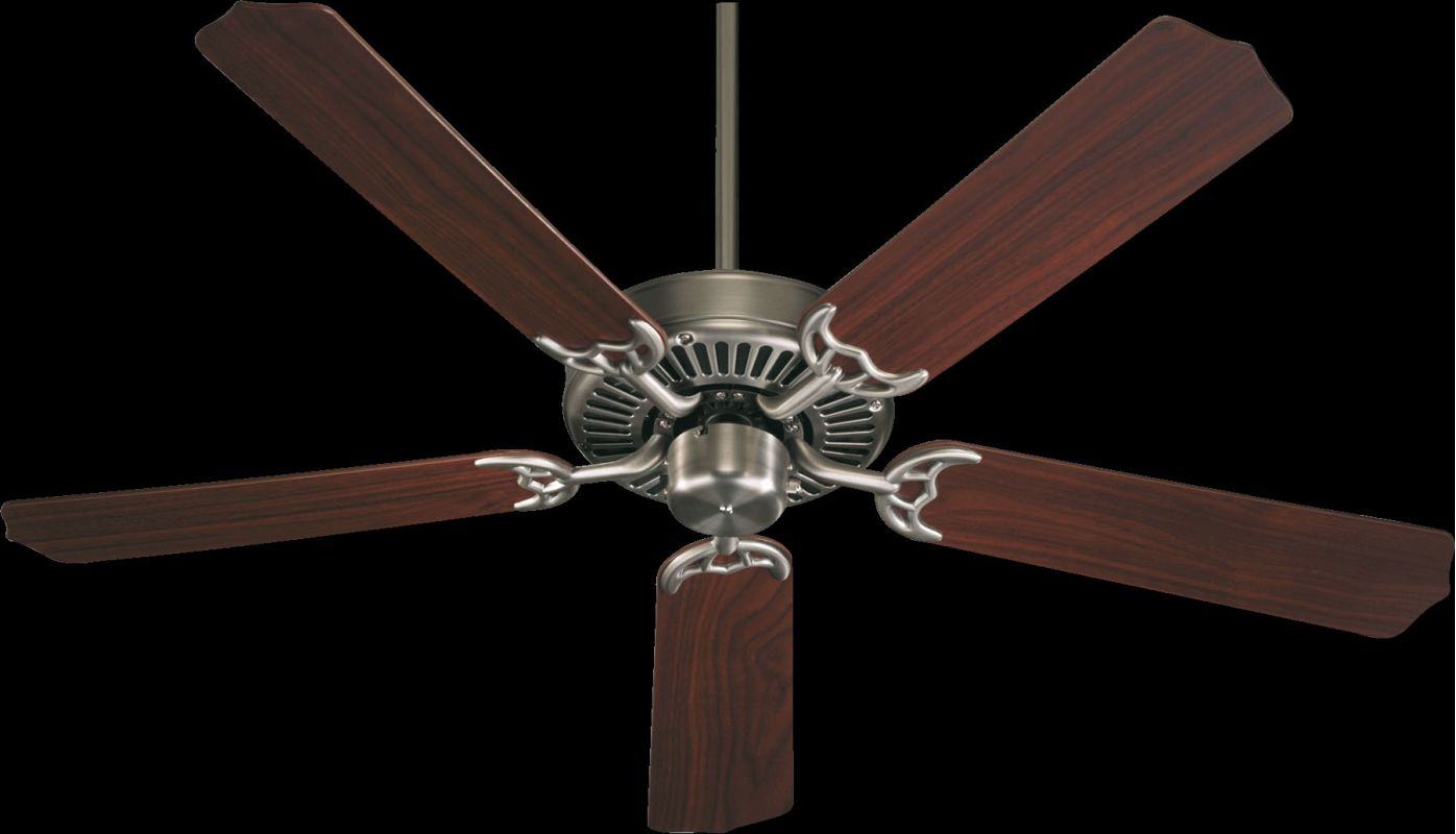 "Quorum International 77520 Capri I 52"" 5 Blade Indoor Ceiling Fan"