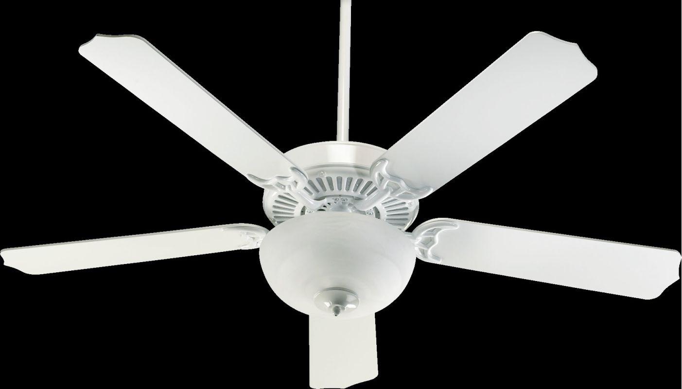 """Quorum International 77520-92 Capri III 52"""" 5 Blade Indoor Ceiling Fan"""