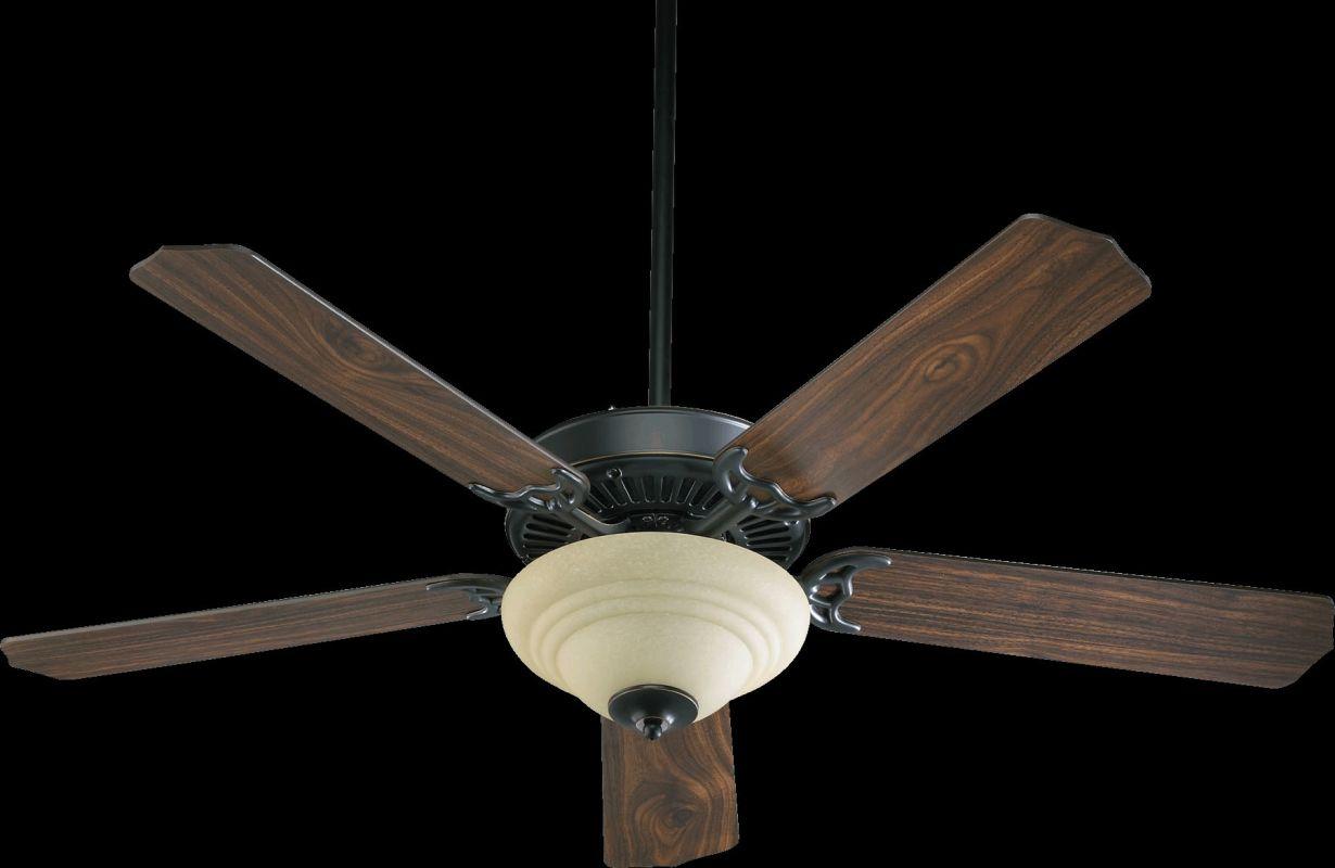 """Quorum International 77520-94 Capri III 52"""" 5 Blade Indoor Ceiling Fan"""