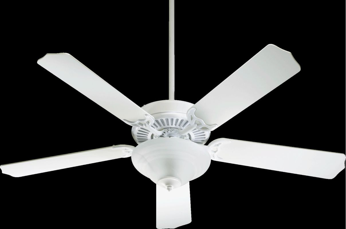 "Quorum International 77520-95 Capri III 52"" 5 Blade Indoor Ceiling Fan"