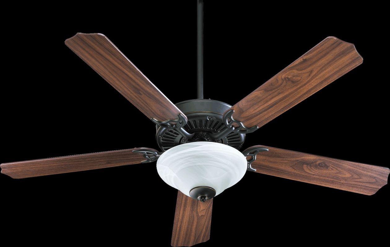 """Quorum International 77520-95 Capri III 52"""" 5 Blade Indoor Ceiling Fan"""