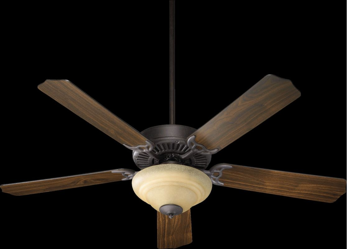 "Quorum International 77525-24 Capri IV 52"" 5 Blade Energy Star Indoor"