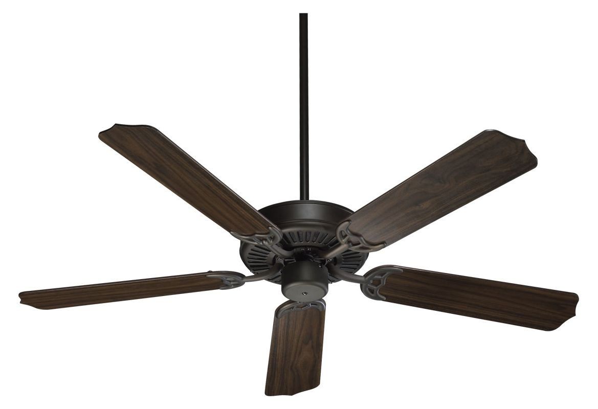 "Quorum International 77525-86 52"" 5 Blade Light Ceiling Fan from the"