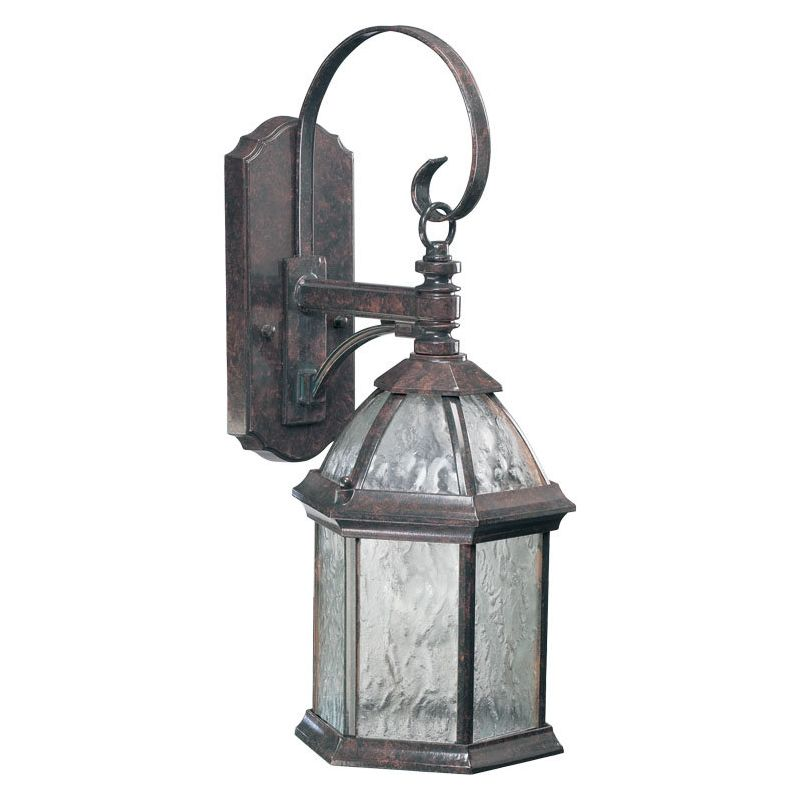 Quorum International Q7817-1 Weston 1 Light Outdoor Wall Sconce Baltic Sale $101.00 ITEM: bci367728 ID#:7817-1-45 :