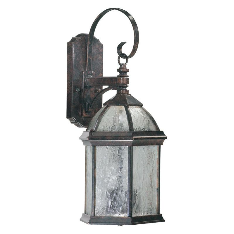 Quorum International Q7817-3 Weston 3 Light Outdoor Wall Sconce Baltic Sale $113.00 ITEM: bci367731 ID#:7817-3-45 :