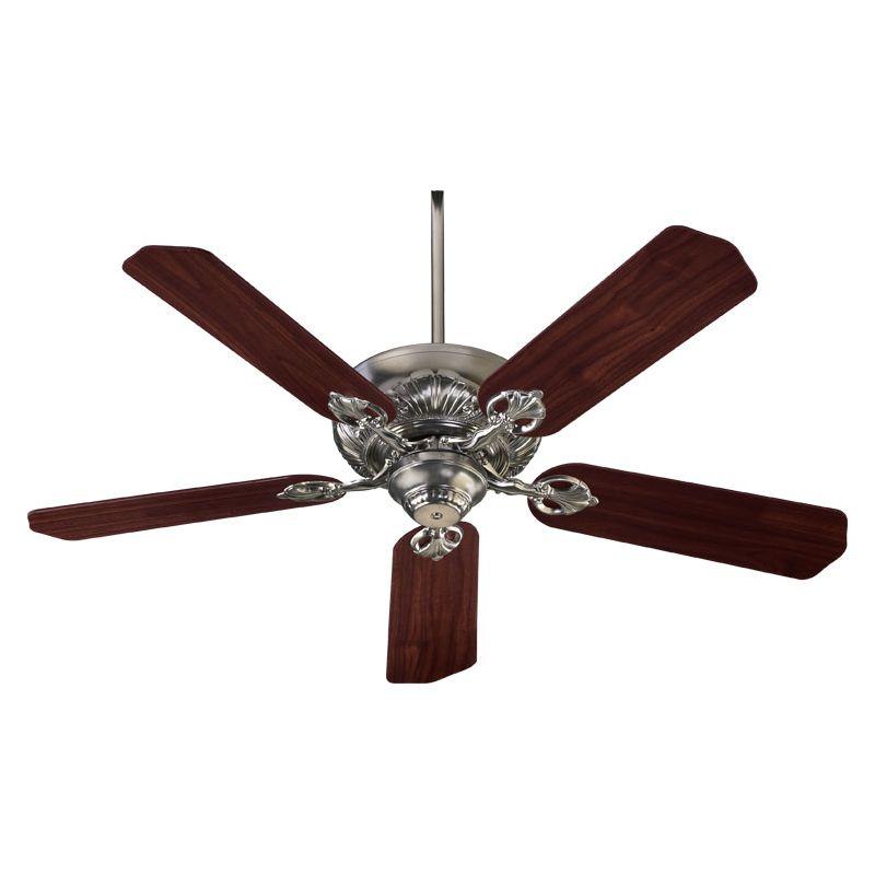 """Quorum International 7852522 52"""" Five Blade Indoor Ceiling Fan from"""