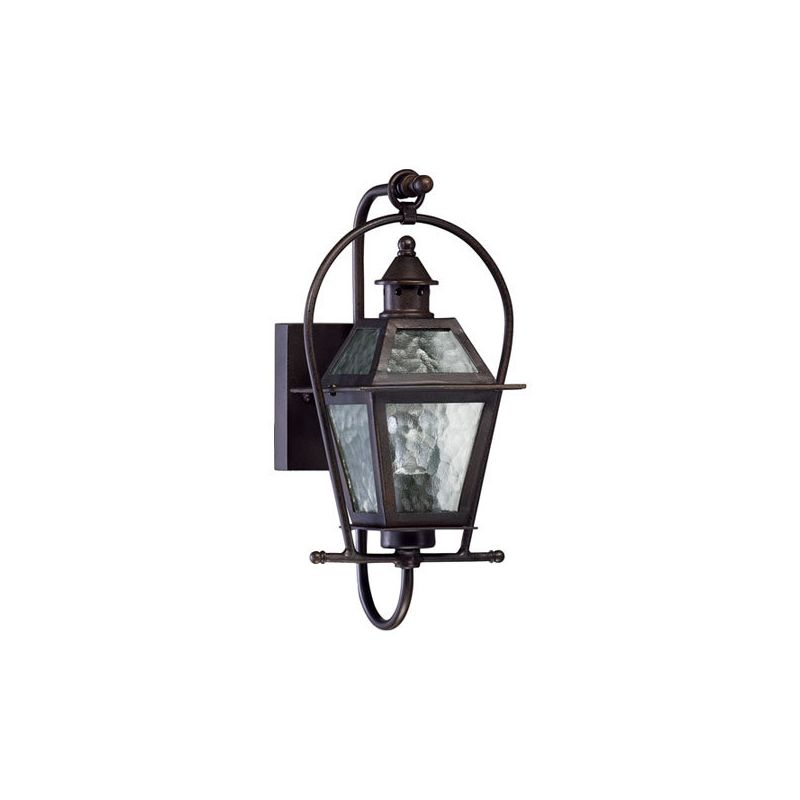 Quorum International 7919-1 Bourbon Street 1 Light Outdoor Wall Sconce