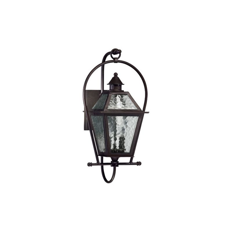 "Quorum International 7919-2 Bourbon Street 2 Light 11"" Wide Outdoor"