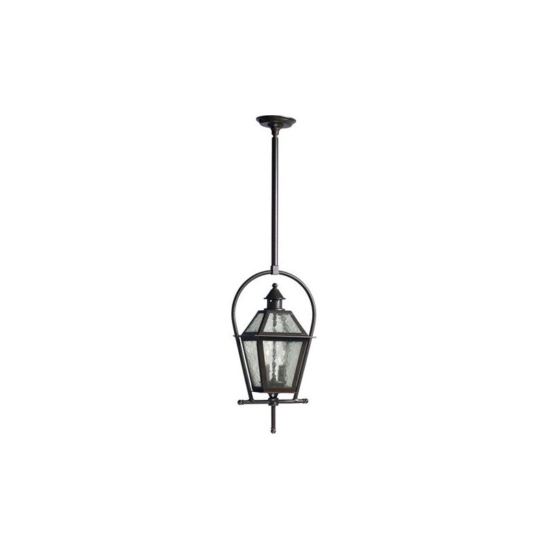 Quorum International 7920-2 Bourbon Street 2 Light Outdoor Pendant