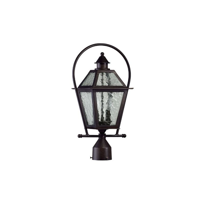 Quorum International 7921-2 Bourbon Street 2 Light Outdoor Post Light
