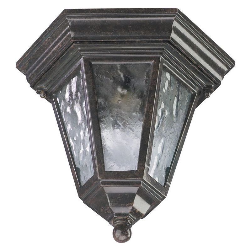 Quorum International Q7933-1 1 Light Flushmount Outdoor Ceiling Sale $39.00 ITEM: bci367829 ID#:7933-1-45 :