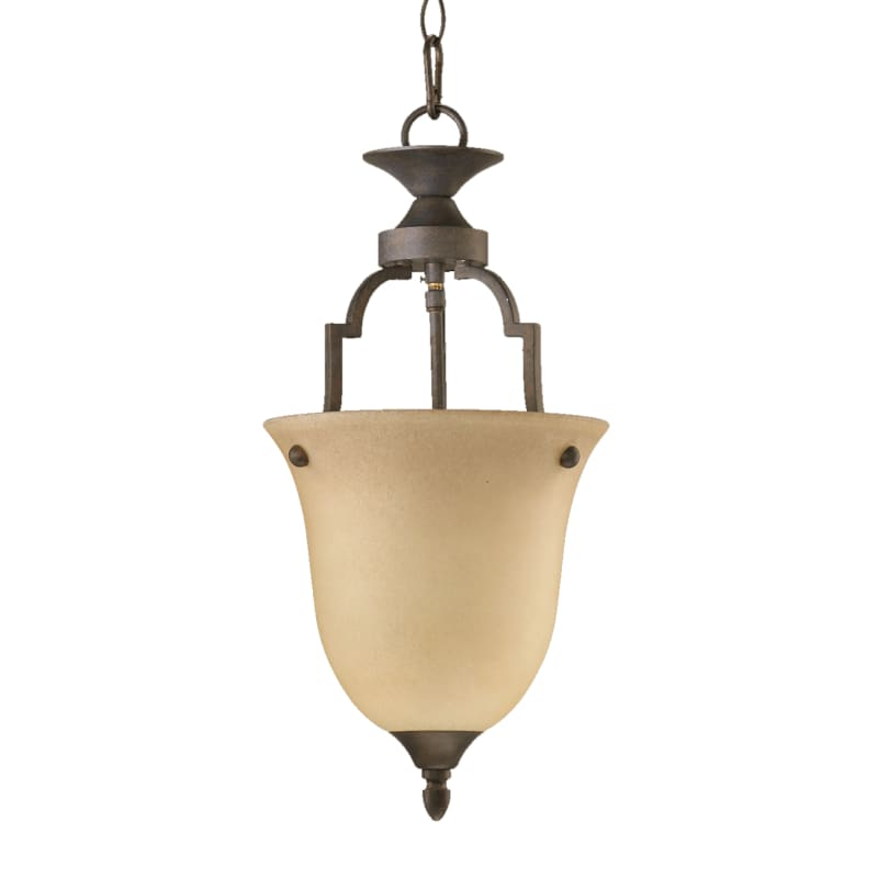 Quorum International 815 Dual Mount Ceiling Fixture from the Coventry