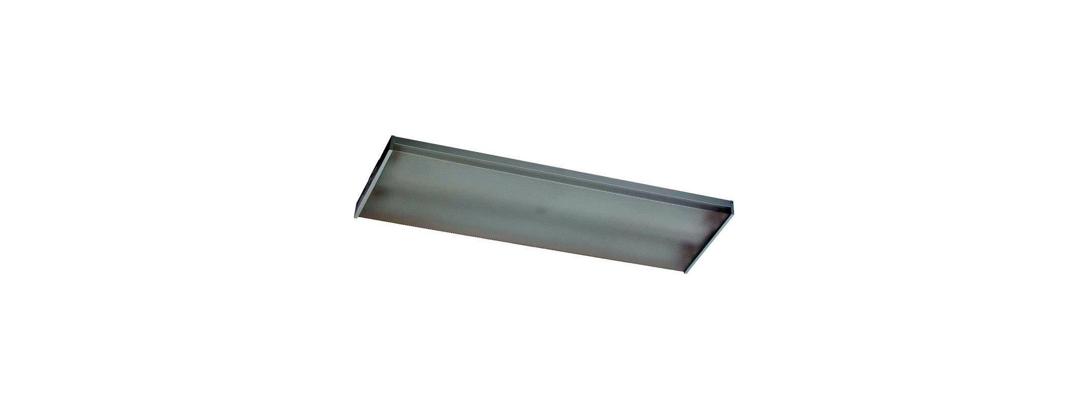 Quorum International Q82049-4 4 Light Flushmount Fluorescent Energy