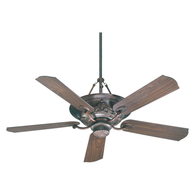 Quorum International Q83565 Indoor Ceiling Fan from the Salon