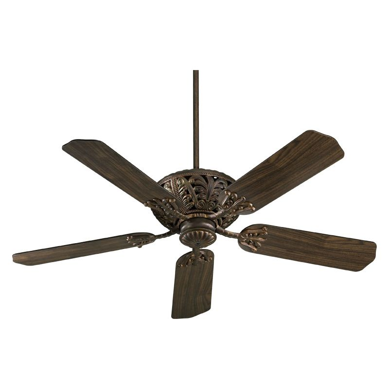 "Quorum International 85525 52"" Indoor Fan from the Windsor Collection"