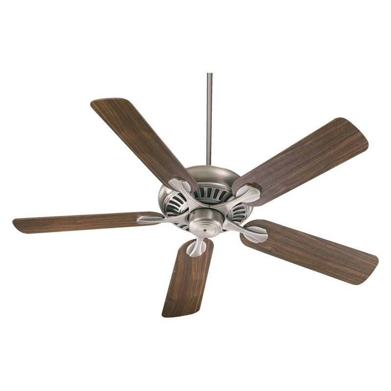 "Quorum International 91525 5 Blade 52"" 3 Speed Ceiling Fan � Blades"