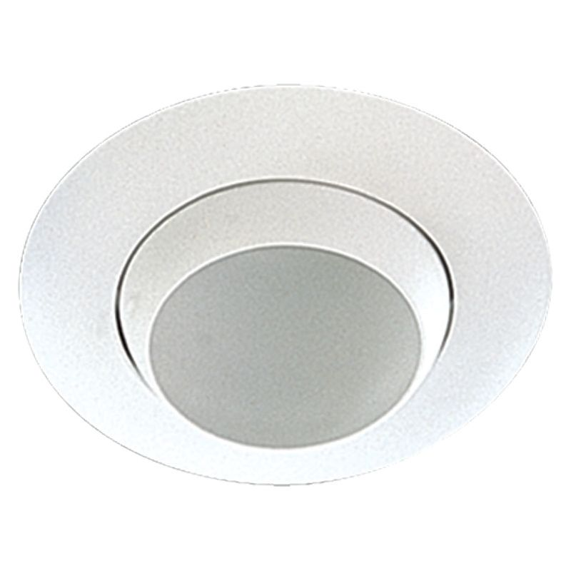 "Quorum International 9810 8"" Adjustable Eyeball Recessed Lighting Trim"