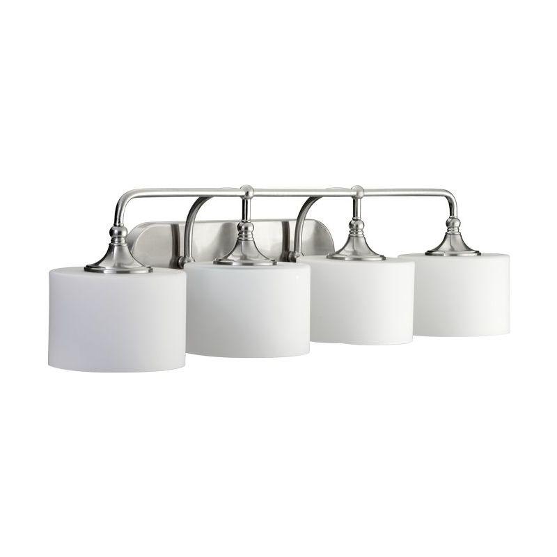 Quorum International 5090-4 4 Light Down Lighting Vanity Fixture from Sale $179.00 ITEM: bci1703703 ID#:5090-4-65 :