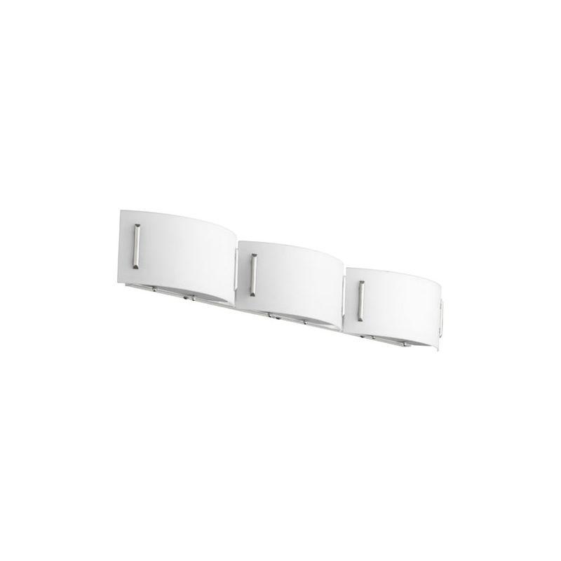 Quorum International 5086-3 Three Light ADA Compliant Halogen Bathroom
