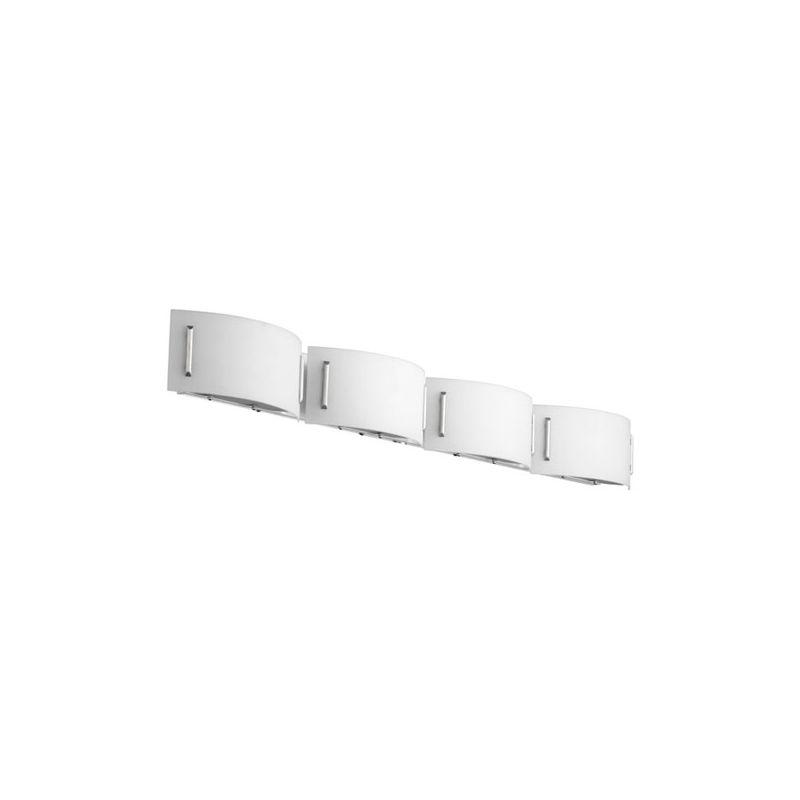 Quorum International 5086-4 Four Light ADA Compliant Halogen Bathroom