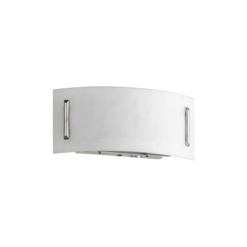 Quorum International 5586-1 1 Light Bathroom Sconce with Frosted Glass