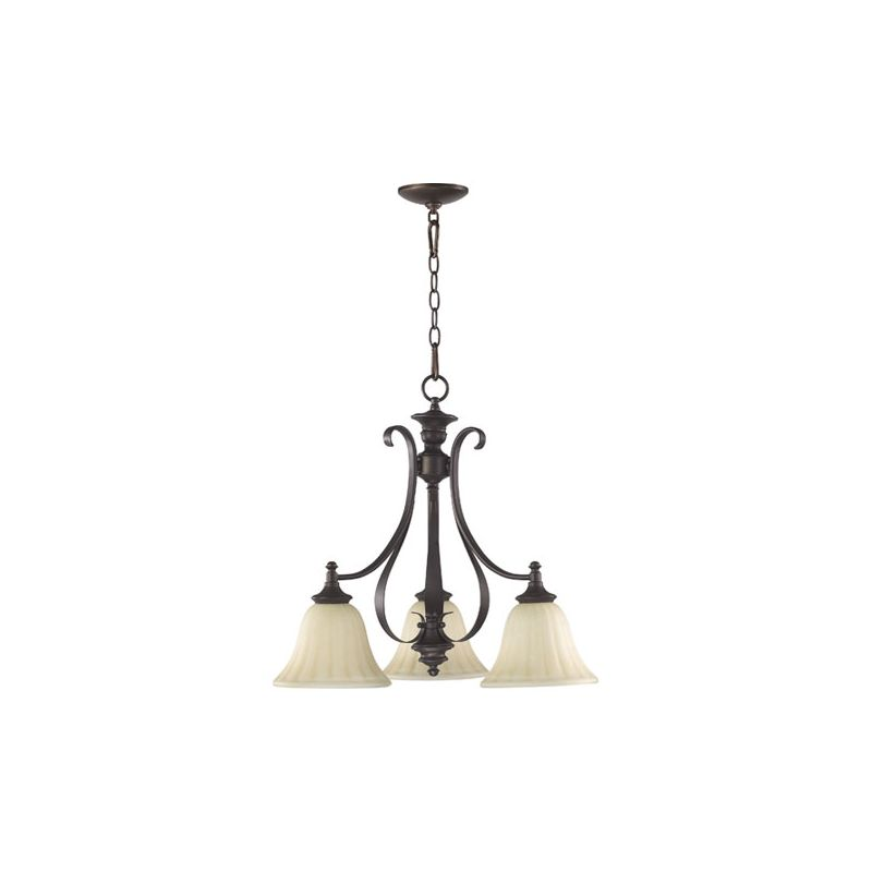 Quorum International 6394-3 Randolph 3 Light 1 Tier Down Lighting Sale $208.00 ITEM: bci2008072 ID#:6394-3-86 :