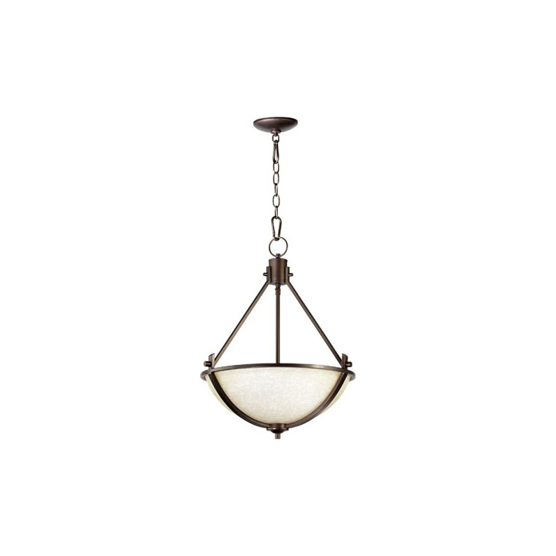 Quorum International Q8129-3-1 Winslet II 3 Light Bowl Shaped Pendant Sale $165.00 ITEM: bci2008168 ID#:8129-3-186 :