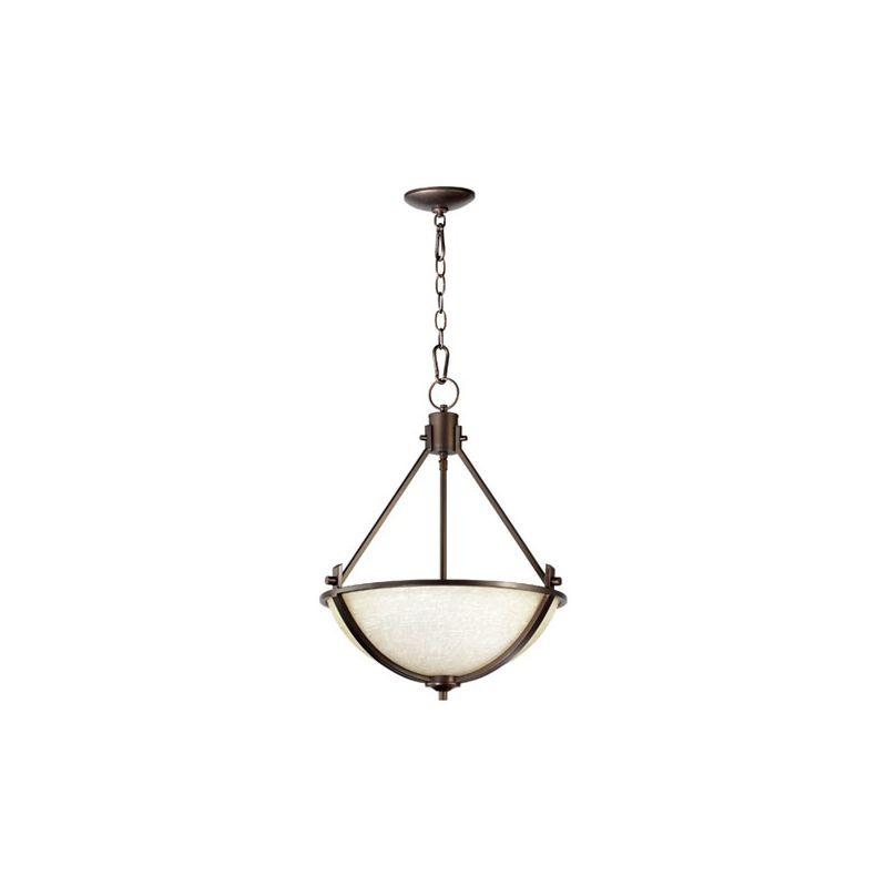 Quorum International Q8129-3-1 Winslet II 3 Light Bowl Shaped Pendant Sale $165.00 ITEM: bci2008168 ID#:8129-3-186 :