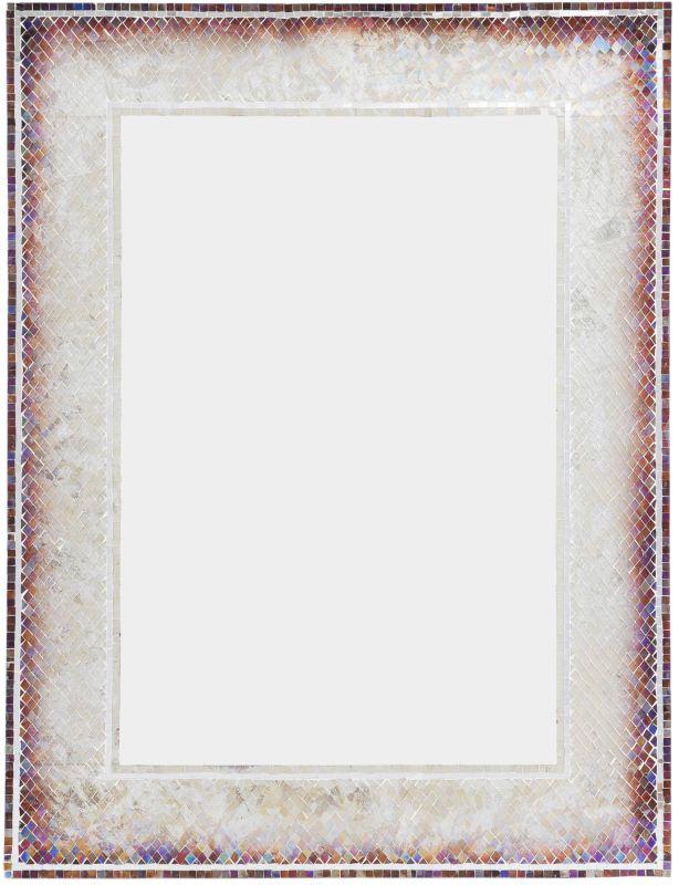 Ren Wil MT1574 Nellore Rectangular Flat Surface Framed Mirror Brown /