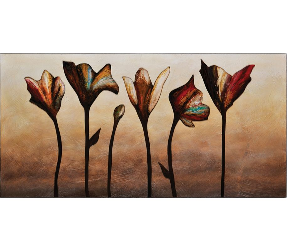 "Ren Wil OL217 Elegance 60"" Wide by 30"" High Canvas Wall D�©cor"