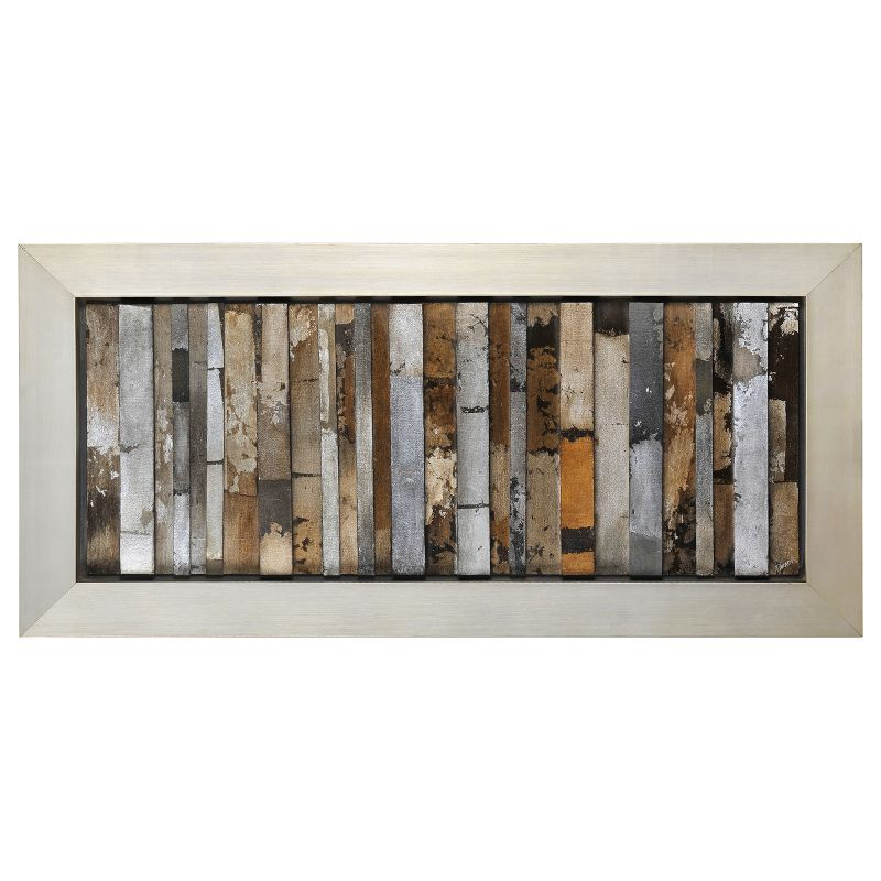 """Ren Wil W6075 Urban Abstract 22"""" Wide by 49"""" High Wall D�©cor Home"""