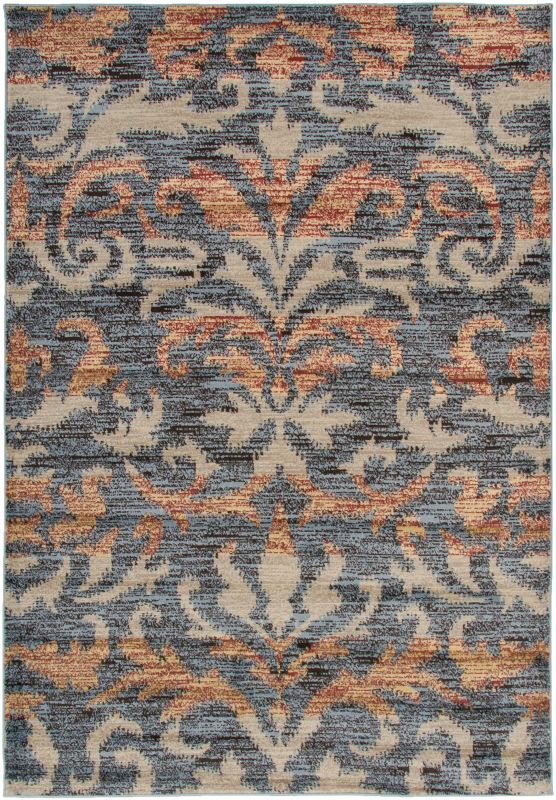 Rizzy Home BS3596 Bayside Power Loomed Polypropylene Rug Sea Blue 7 Sale $230.40 ITEM: bci2616398 ID#:BYSBS359600337110 UPC: 844353816815 :
