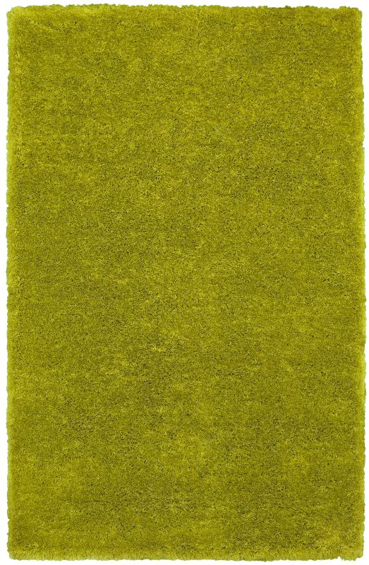 Rizzy Home CO8360 Commons Hand-Tufted Polyester Rug Light Green 5 x 8