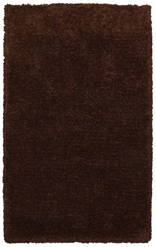 Rizzy Home CO8363 Commons Hand-Tufted Polyester Rug Charcoal 3 1/2 x 5
