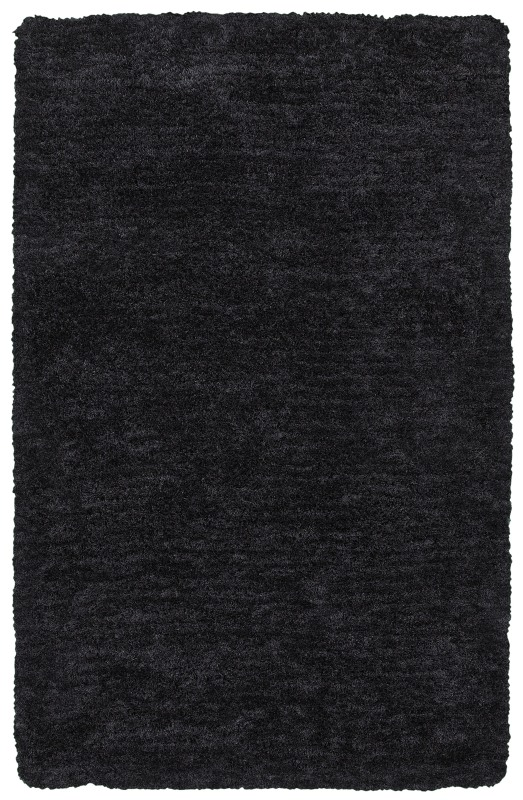 Rizzy Home CO8368 Commons Hand-Tufted Polyester Rug Charcoal / Brown 9