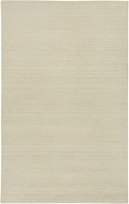 Rizzy Home CT1357 Country Hand-Tufted New Zealand Wool Rug White 2 x 3