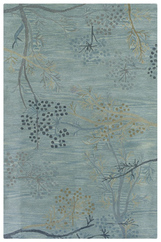 Rizzy Home CF0815 Craft Hand-Tufted Wool Rug Light Blue 8 x 10 Home Sale $585.00 ITEM: bci2616422 ID#:CRACF081500430810 UPC: 844353120325 :