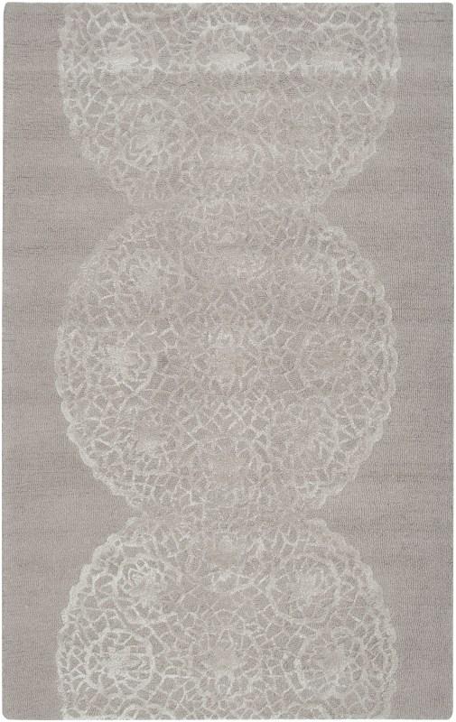 Rizzy Home DI2455 Dimensions Hand-Tufted New Zealand Wool Rug Light Sale $899.00 ITEM: bci2617973 ID#:DIMDI245544370810 UPC: 844353810103 :