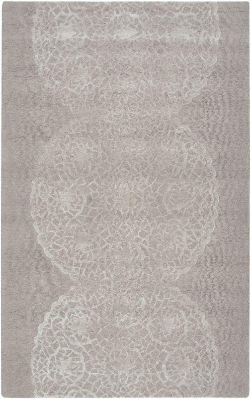 Rizzy Home DI2455 Dimensions Hand-Tufted New Zealand Wool Rug Light Sale $229.00 ITEM: bci2617969 ID#:DIMDI245544372608 UPC: 844353810097 :