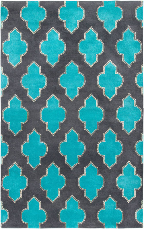Rizzy Home FN2209 Fusion Hand-Tufted New Zealand Wool Rug Gray 9 x 12 Sale $1265.00 ITEM: bci2618090 ID#:FUSFN220900330912 UPC: 844353250220 :
