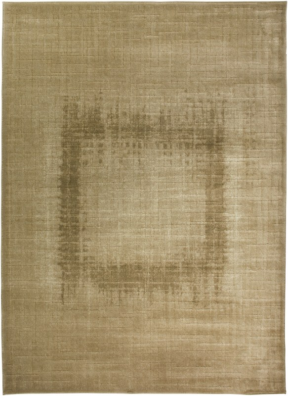 Rizzy Home GA3185 Galleria Power Loomed Polypropylene Rug Cream 9 1/4