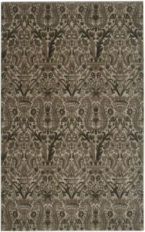 Rizzy Home GA3486 Galleria Power Loomed Polypropylene Rug Ivory 9 1/4