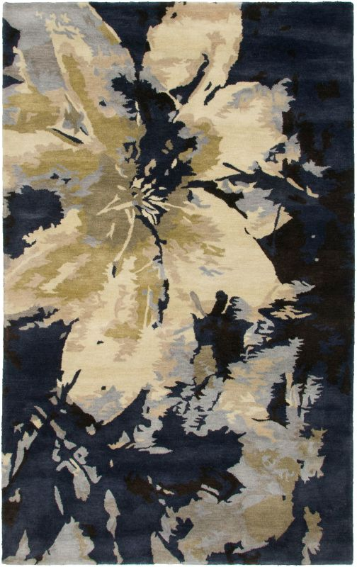 Rizzy Home HD2840 Highland Hand-Tufted Wool Rug Navy 2 1/2 x 8 Home Sale $289.00 ITEM: bci2615849 ID#:HIGHD284000572608 UPC: 844353814408 :