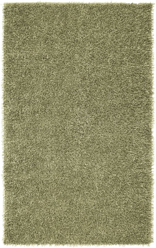 Rizzy Home KM2321 Kempton Hand-Tufted Polyester Rug Sage 5 x 7 Home