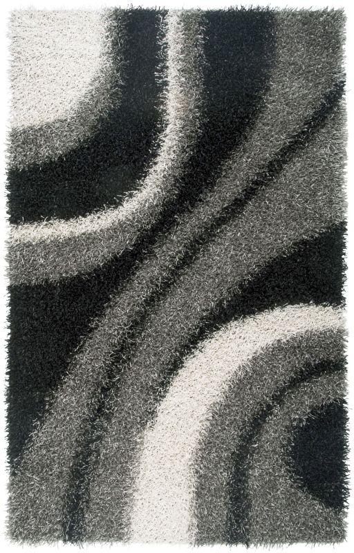 Rizzy Home KM2323 Kempton Hand-Tufted Polyester Rug Gray 6 x 9 Home Sale $332.00 ITEM: bci2618278 ID#:KNMKM232300330609 UPC: 844353260076 :