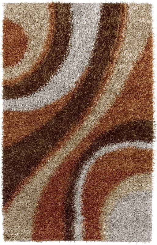 Rizzy Home KM2325 Kempton Hand-Tufted Polyester Rug Brown 3 1/2 x 5 Sale $110.00 ITEM: bci2618287 ID#:KNMKM232500123656 UPC: 844353246681 :