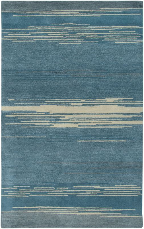 Rizzy Home MV3157 Mojave Hand-Tufted Wool Rug Blue 2 x 3 Home Decor Sale $80.00 ITEM: bci2618312 ID#:MOJMV315700090203 UPC: 844353824049 :