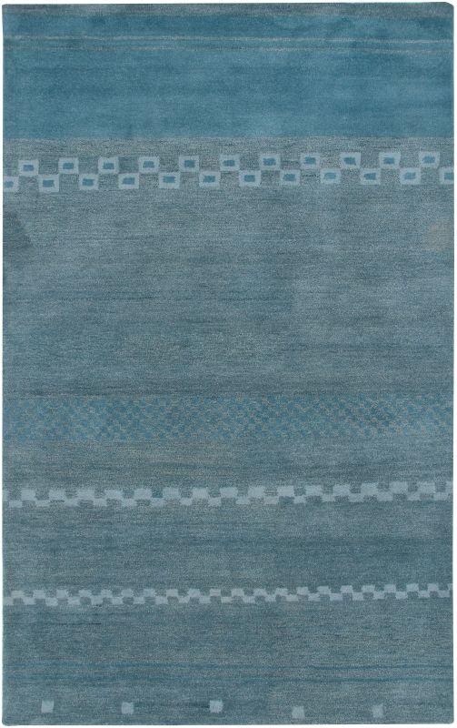 Rizzy Home MV3161 Mojave Hand-Tufted Wool Rug Blue 3 1/2 x 5 1/2 Home Sale $260.00 ITEM: bci2618328 ID#:MOJMV316100093656 UPC: 844353824254 :