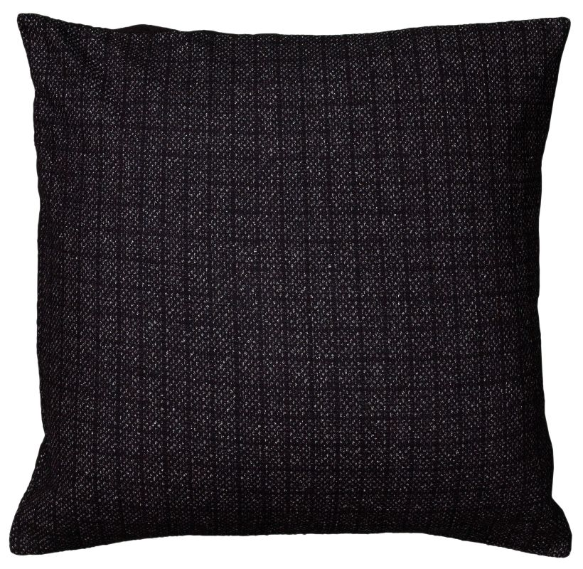 "Rizzy Home T05799 20"" x 20"" Pillow with Hidden Zipper and Polyester"