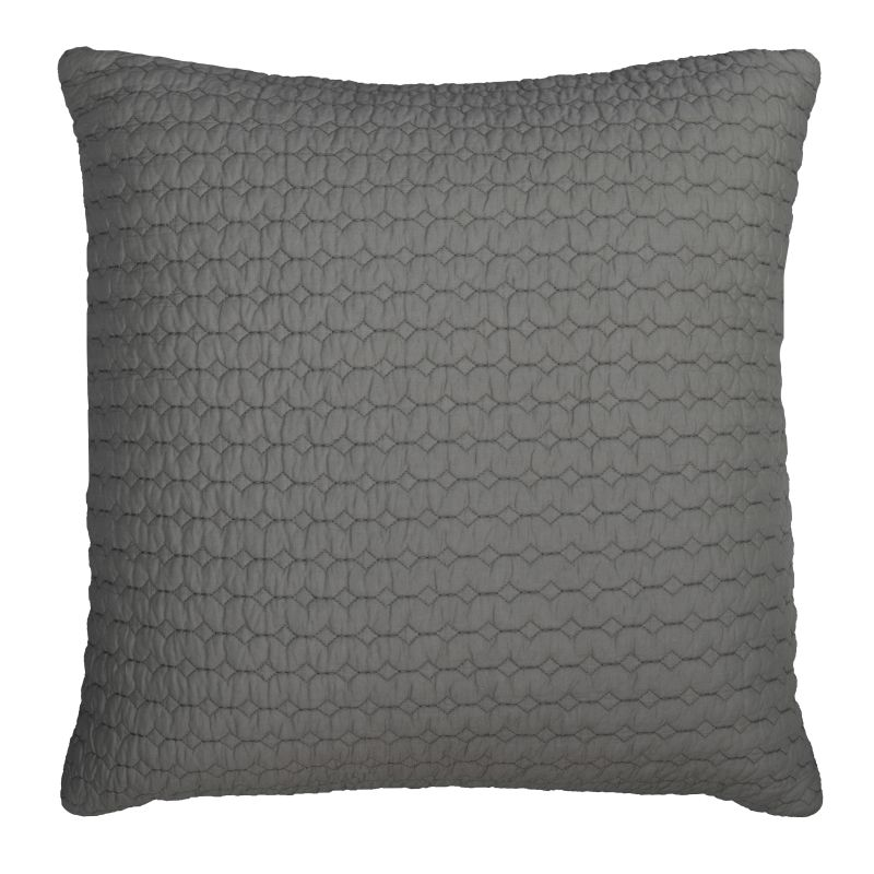 "Rizzy Home T08311 22"" x 22"" Pillow with Hidden Zipper and Polyester"